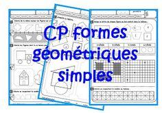 IPOTÂME ....TÂME: Géométrie CP : les formes planes