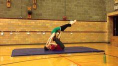 Orville and Natalie's Intermediate Partner Acrobatics Workshop Flow