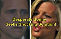 General Hospital spoilers examine the consequences for Sonny and Carly of recent revelations on new GH episodes and if the Port Charles mobster