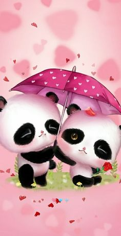 Cute Panda, Cute Wallpapers, Pastel, Snoopy, Kawaii, Anime, Fictional Characters, Art, Cute Pictures