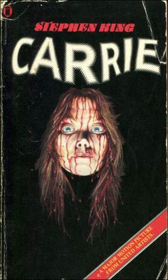 """True sorrow is as rare as true love.""  ― Stephen King, Carrie"
