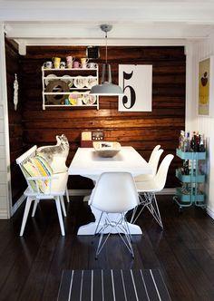 Miércoles de arquitectura: un apartamento real en Noruega