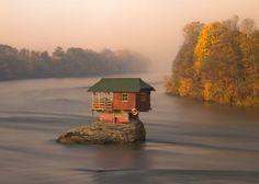 Kuća na Drini i dalje oduševljava svet