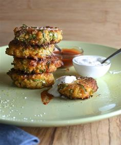 Thanksgiving side recipes: Sweet potato, kale and quinoa fritters
