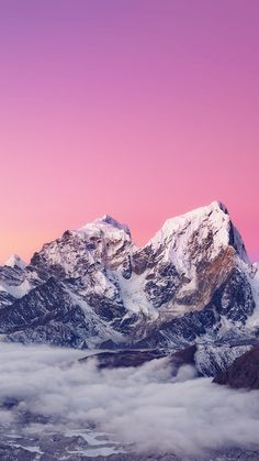 papers.co-me89-himalaya-sunset-white-mountain-art-33-iphone6-wallpaper.jpg 750×1,334 pixels
