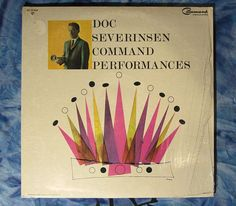 Doc Severinsen Command Performances (1972, Jazz  LP Vinyl Record)$12
