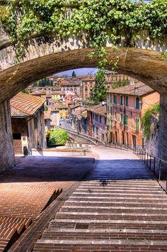 ITALY - Umbria, Perugia.