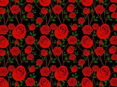 """Rose Bush Land"" by SpaceOcean"