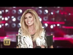 Shania Twain Debuts Her New Blonde Hair - See It Here! | Whiskey Riff