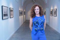 Inauguración PULSO de Marisa Bonzón en el Centro Cultural Recoleta, Marzo 2015