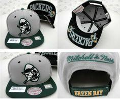 80cdb711507 NFL Green Bay Packers Snapback Hat (4)