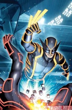Wolverine and torn collab