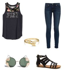 """""""Untitled #45"""" by cjdarga on Polyvore featuring rag & bone, Spitfire and Bling Jewelry"""