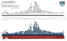 The second US Battleship line - Ideas for the Tech Tree and new ships - World of Warships official forum - Page 7