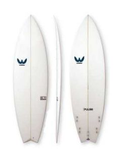 Acquista Shortboards Fish Webber The Pulse 6.9