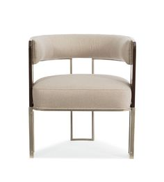 Streamliner Chair - Chairs - Seating - Furniture - Caracole - Brands