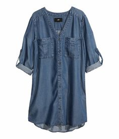 Denim Dress H (size 8...?)
