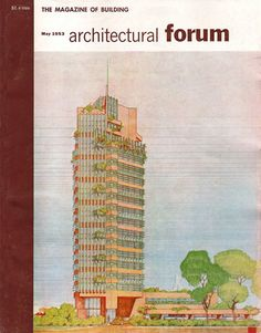 Architectural Forum Magazine
