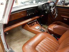 Prestige Cars Southend on Sea Rover P6, Prestige Car, British Sports Cars, Cars Uk, Best Luxury Cars, Custom Cars, Brown And Grey, Cars And Motorcycles, Car Seats