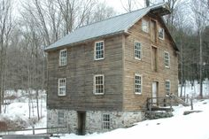 Millbrook Village is located within the Delaware Water Gap National Recreation Area, and is maintained and operated by the National Park Service and by the nonprofit Millbrook Village Society, which is dedicated to promoting learning through living history.   Located in Hardwick, NJ.