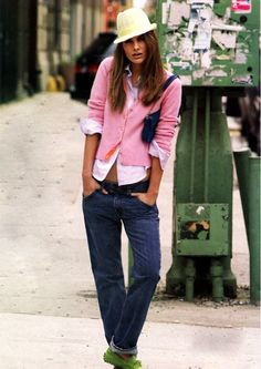 love this spring style