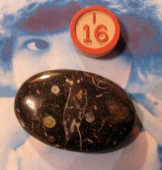 Gem Stone Semi Precious Agate Opal Large by dimestoreemporium, $6.00