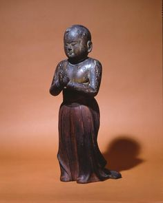 The Japanese consider Prince Shotoku (r. 575-621 AD) the founder of Japanese Buddhism.