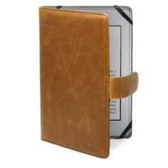 BoxWave Sienna Leather Elite Amazon Kindle Touch 3G Case by BoxWave. $22.95. Save 62%!