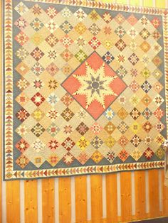 quilts in Paris by Israeli woman... anyone know the maker???? would love to giver her the credit for this fabulous quilt.