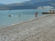 Itea, Greece at the Gulf of Corinth Greece Travel, Planet Earth, Beaches, Planets, Greek, Water, Outdoor, Beautiful, Gripe Water