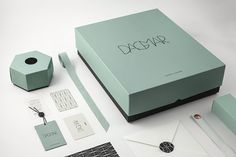 Dagmar – packaging concept by BrittonBritton, via Behance