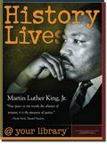 MLK History Lives. ALA Store  History Lives