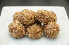Healthy Peanut Butter Balls Recipe