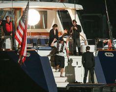 Jamie Dornan as Christian Grey and Dakota Johnson as Anastasia Steele on the set of Fifty Shades Darker & Freed http://www.everythingjamiedornan.com/gallery/displayimage.php?album=lastup&cat=0&pid=23928#top_display_media