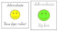 Resultado de imagem para auto avaliação da  crianças no pre escolar Chart, Preschool