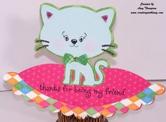 Crafting with Amy: Thanks for being my friend