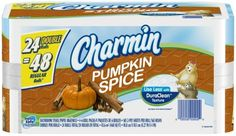 We are officially in the holiday season, everyone. It's happening. Pumpkin Spice flavored everything. Don't drink the Pumpkin Spice Koolaid.