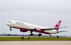 #Delta livery lucha contra el cancer
