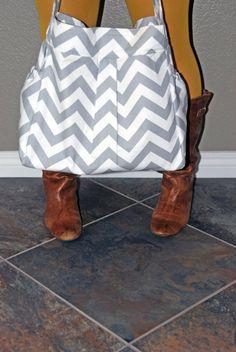 I LOVE this diaper bag!!!