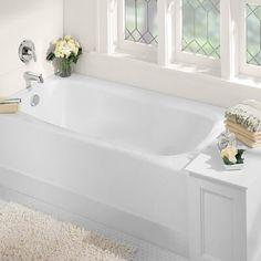 Deep Soaking Tub, Soaking Bathtubs, Bathtub Drain, Cambridge, Bathtub Shower Combo, Hydro Systems, Best Bathtubs, Tub Surround, Bathroom