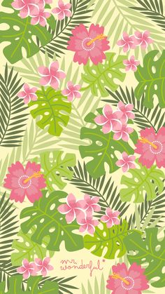 Flores Mr Wonderful Padrao – new wallpaper – epoxyilk Army Wallpaper, Love Wallpaper, Pattern Wallpaper, Wallpaper Backgrounds, Iphone Wallpaper, Summer Wallpaper, Iphone Backgrounds, Mr Wonderful, Kawaii