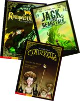 fairy tale novels with graphics