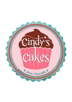 Cake Designer Logo: Cindy's Cakes by Vincenzo Compagnone, via Behance