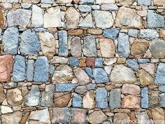 Background stones.
