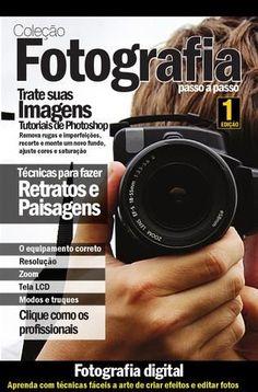 """Cover of """"Livro de fotografia"""""""
