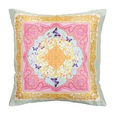 Roberta Pillow - Decorative Pillows - Bedroom - United States of America