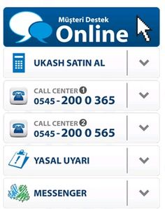 The cheapest ukash e-seller for Turkey. Come and get some.