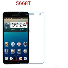 Soft screen protector film for Lenovo S660 s668t