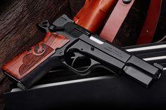 Nighthawk Custom Browning Hi Power $2,895 Find our speedloader now! http://www.amazon.com/shops/raeind