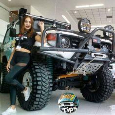 Toyota 4, Toyota Trucks, Fj Cruiser, Toyota Land Cruiser, Samurai, Land Cruiser 70 Series, Montero Sport, 4x4 Off Road, Ford Bronco